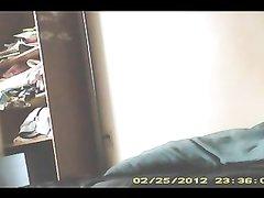 С молодой проституткой на скрытую камеру