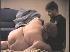Толстая зрелая мамаша