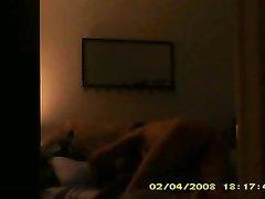 Скрытая камера показывает насколько похотлива эта молодая негритянка