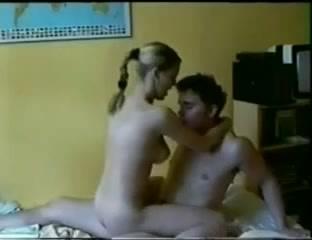 Яркий домашний секс