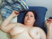 Секс с толстухой от первого лица