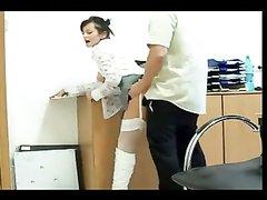 Офисный секс с коллегой по работе