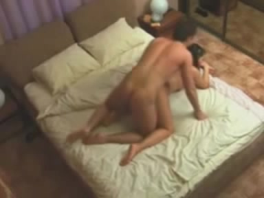 Жёсткий секс в гостинице
