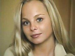 Чешская студентка в дебютном порно кастинге