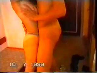Домашний секс с конца 90-ых
