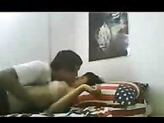 Домашний любительский секс из Индонезии