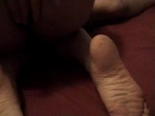 Зрелая женатая пара сняла неплохое домашнее порно