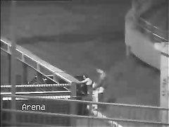 Любительский секс снятый на камеру слежения