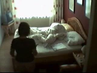 Скрытая камера туалета и спальни