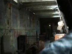 Домашний БДСМ в интимном видео от супружеской пары предпочитающей связывание