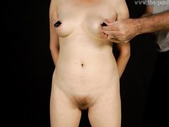 Домашний порно кастинг с БДСМ понравился голой красотка с волосатой киской