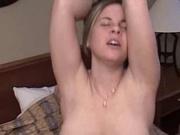 Для любительского секса нужна вот такая зрелая дамочка с большими сиськами