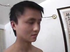 Китайская брюнетка после куни в 69 позиции жаждет жаждет домашнего секса