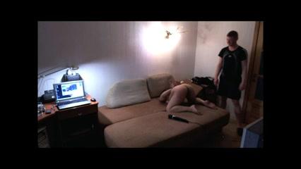 русское порно перед скрытой камерой