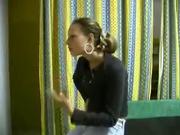 Немецкая студентка с маленькими сиськами благодарна любовнику за секс