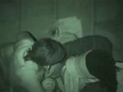 Скрытая камера позволяет подглядывать за домашним сексом латинской пары