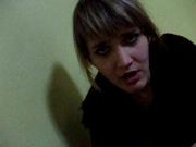 Красотка для видео от первого лица исполнила любительскую мастурбацию члена