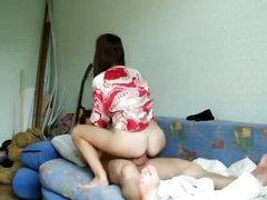 Лучший домашний секс дамы с соседом случайно запечатлела скрытая камера