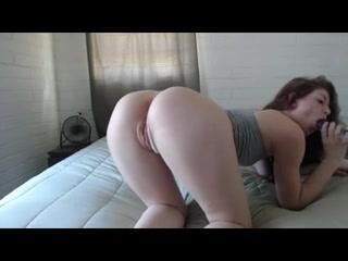 Гибкая девчущка в сексе