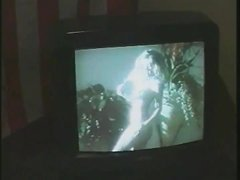 Шлюха с волосатой киской в любительском анальном видео трахнута в очко