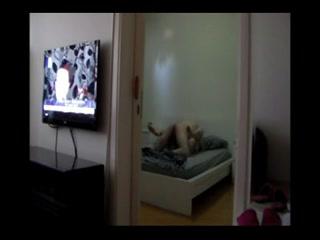 Секс скрытой камерой в турецком отеле