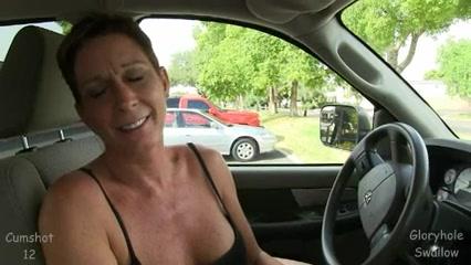 Любительская съемка секс в машине