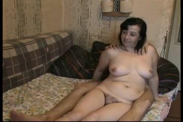 Секс с русской зрелой женшиной