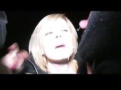 Сборник видео с окончаниями в рот и на лица самых развратных и опытных актрис