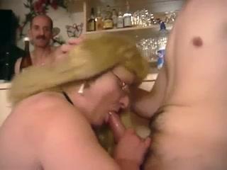 Групповой немецкий секс зрелых 9