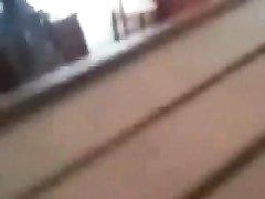 Видео с подглядыванием за любительской мастурбацией красивой негритянки