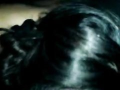 Толстая арабка в видео от первого лица делает домашний минет и трахается