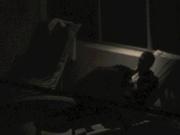 Подглядывание в любительском видео за страстной парочкой через скрытую камеру
