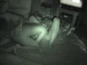 Любительский секс втроём с двумя шаловливыми лесбиянками понравился мужику