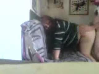 Подглядывание за домашним сексом зрелой толстухи через скрытую камеру
