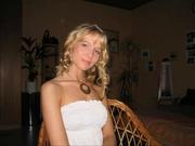 Супружеская измена блондинки в чулках снята любовником на камеру от первого лица