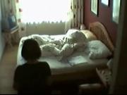 Скрытая камера во вторник записала любительскую мастурбации зрелой женщины