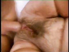 Минет и жёсткий домашний анал с окончанием на лицо грудастой зрелой толстухи
