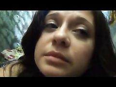 Домашний анальный секс с молодой русской красоткой отдавшейся в задницу