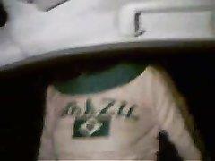 Молодая итальянка сделав любительский минет от первого лица отдалась на карачках