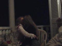 Немецкие блондинки с любовью предались лесбийскому сексу с поцелуями и куни