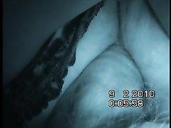 Чувак крупным планом снимает домашний анальный секс со зрелой красоткой