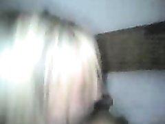 Фигуристая блондинка от первого лица трахается в анал с пылким любовником