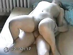 Любительский секс с проституткой из 90-ых