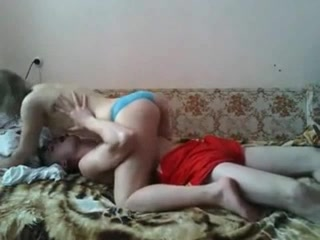 Русский домашний секс влюбленных