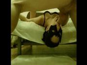 Муж использует рот своей супруги как секс игрушку