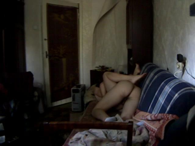 Скрытые съемки анального секса
