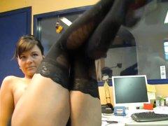 Любительский секс от первого лица с окончанием внутрь немецкой кокетки