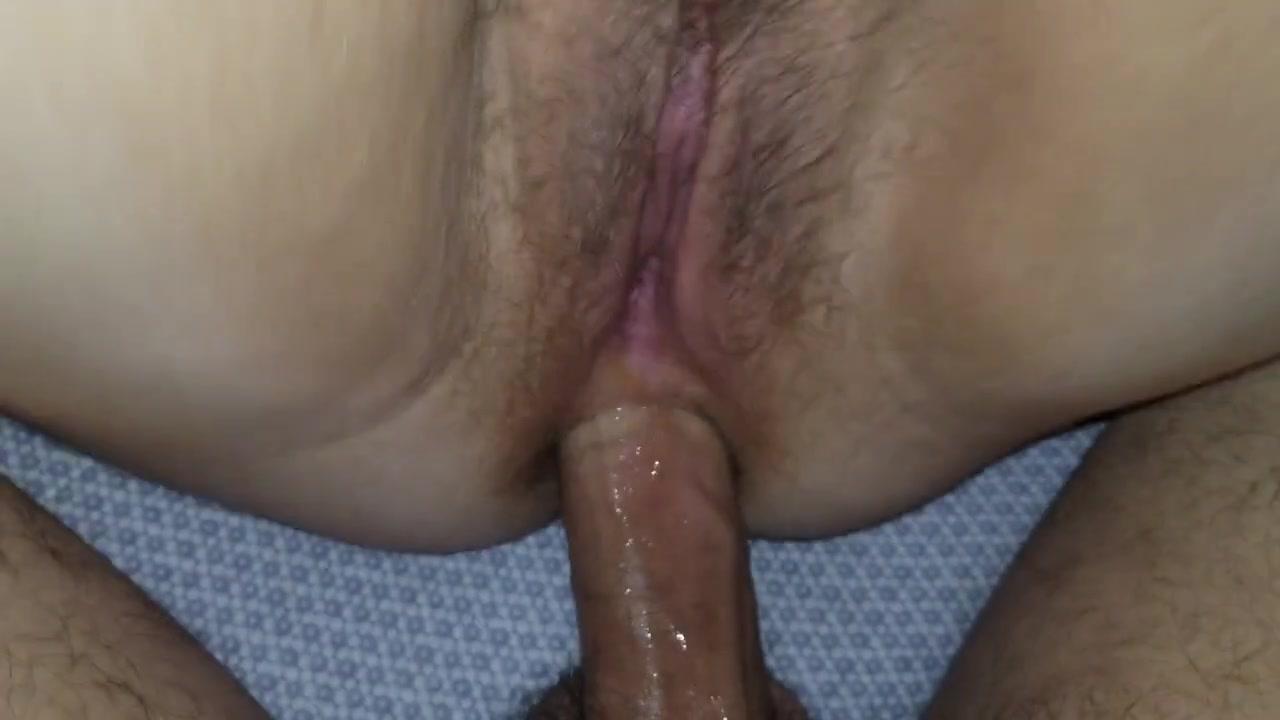 Любительский анальный секс от первого лица