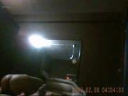 Шлюха и клиент трахаются в гостинице и не подозревают, что их секс записывается на скрытую камеру