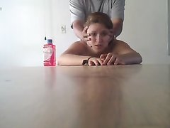 Жена на скрытую камеру изменила мужу, она хочет отправить ему реальное видео, где её трахают в попу